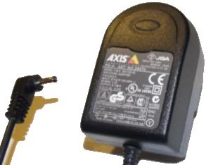 AXIS SA110D-05 AC ADAPTER 5.1V 2A 10.2W USED 1.3 x 3.5 x 9.7mm S