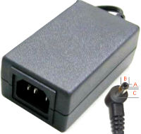 BOTHHAND ENTERPRISE A1-15S05 AC ADAPTER +5V DC 3A USED 2.2x5.3x9