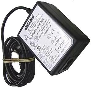 Buffalo AT7081A AC ADAPTER 3.3VDC 2A Switching POWER SUPPLY