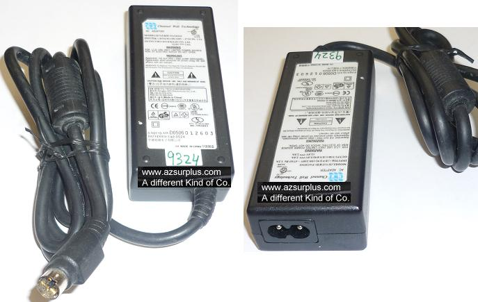 CWT PAG0342 AC Adapter 5Vdc 12V 2A USED 5pins power Supply 100-2