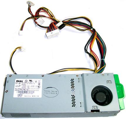 DELL HP-U1806F3 POWER SUPPLY +5VDC 12A +3.3V 10A +5VFP 2A 180W