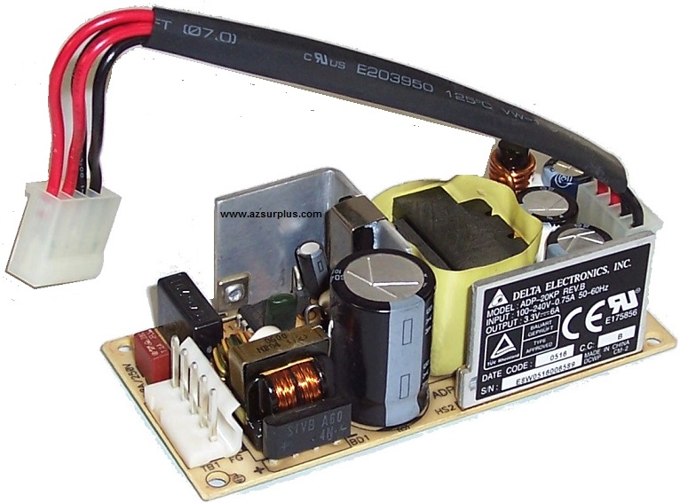 Delta ADP-20KP 3.3Vdc 6A PSU Open Frame Power Supply For Netgear