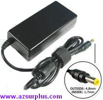 HP 0957-2292 AC ADAPTER +24VDC 1500mA USED -(+)- 1.8x4.8x9.5mm
