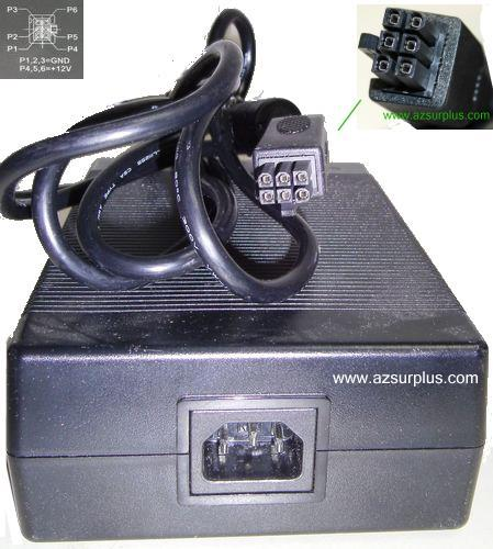 IBM ADP-160AB AC ADAPTER 12VDC 13.33A 6pin Molex POWER SUPPLY