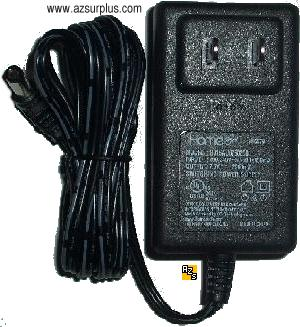 IHOME2G0 S015AU1000140 AC ADAPTER +10VDC 1.4A -(+)- 2x5.5mm 100-