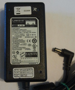 LINKSYS FSP024-1ADA22A AC ADAPTER 12V DC 2A POWER SUPPLY