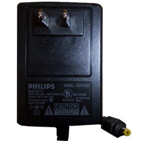 PHILIPS ADPV26A AC ADAPTER 9V 2.2A AY4112/17 SWITCHING Power Sup