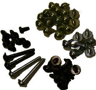 Screw set Assorted Mixed Lot FOR PHILIPS LG LRA-760 SUPER MULTI