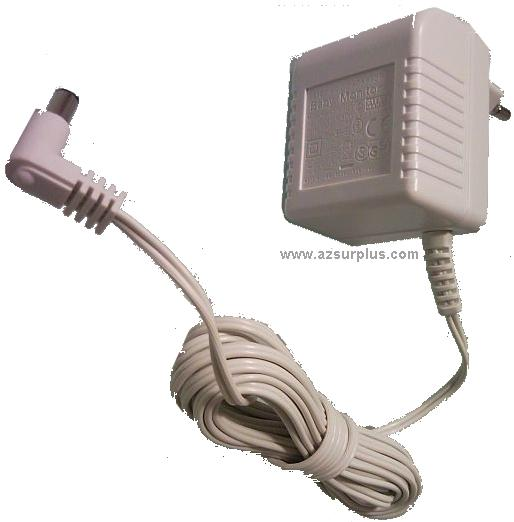 SIL VD090030D AC Adapter 9VDC 300mA POWER SUPPLY Transformer