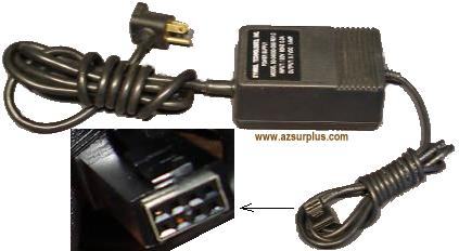 SYMBOL 50-04000-058 AC Adapter 5.1VDC 1A Power Supply