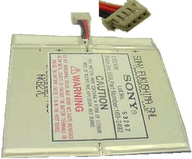 Sony LIS2106 3.7V 1300mA Rechargeable Li-Polymer PDA Battery For
