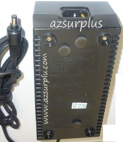ZENITH 150-308 AC ADAPTER 16.5VDC 2A USED +(-) 2x5.5x9.6mm ROUND