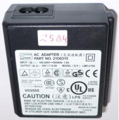 SKYNET 21D0315 AC ADAPTER 30Vdc 1A Power Supply for LEXMARK Dell