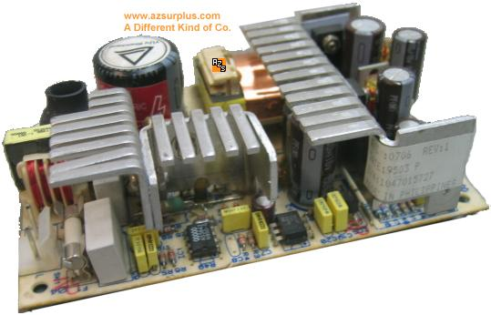ASTEC SA40-1313 BARE PCB POWER SUPPLY USED 12Vdc 3A 5VDC 5A 40W