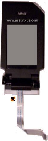 LCD COLOR DISPLAY FOR CANON MP470 PRINTER PART TESTED WORKING