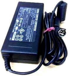 COMPAQ ADP-60PB AC ADAPTER 12Vdc 5A 4Pin 10mm Power Din Powers