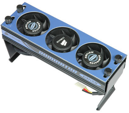 Corsair Dominator Used 3x Fan Assembly AirFlow memory modules Co