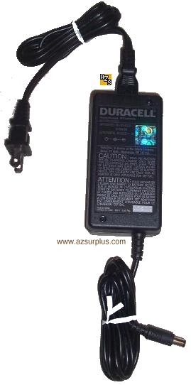 DURACELL CEF15ADPUS AC ADAPTER 16V DC 4A Charger POWER CEF15NC