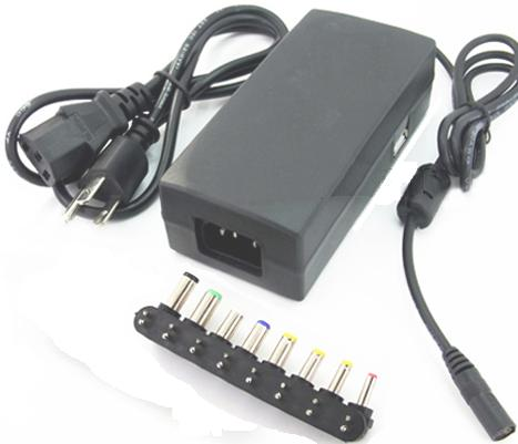 Finecom C547 96W universal AC power Adapter 12v - 24v DC for LCD