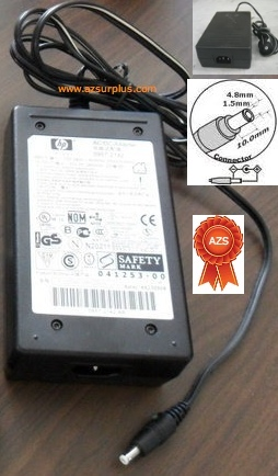 HP 0957-2142 AC Adapter 31V 2420mA New Power Supply Astec AA2309