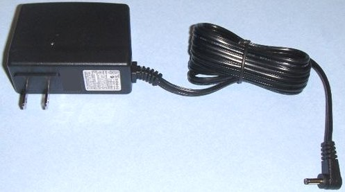 iPLE AD1505C AC ADAPTER 4 - 5.5V DC 2.4A POWER SUPPLY