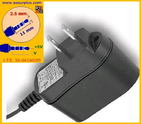ITE 3A-041WU05 AC ADAPTER 5VDC 1A 100-240V 50-60Hz 5W CHARGER P
