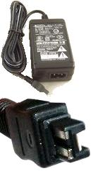 SONY AC-L20A AC Adapter 8.4Vdc 1.5A 3Pin Charger AC-L200 for DCR