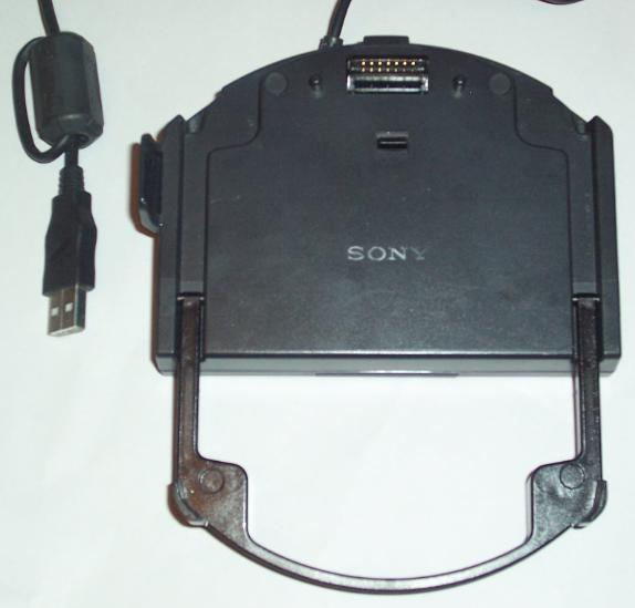 SONY 1-477-554-11 USB CRADLE Base Charger